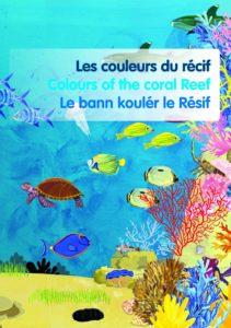 Album MARECO les couleurs du récif corallien