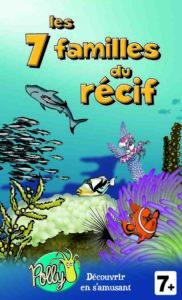 Présentation jeu 7 familles du récif MARECO